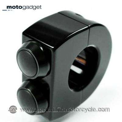 Motogadget M-Switch 3 Pulsanti Black