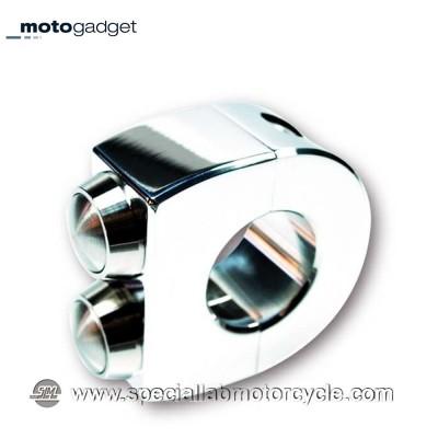 Motogadget M-Switch 2 Pulsanti Chrome
