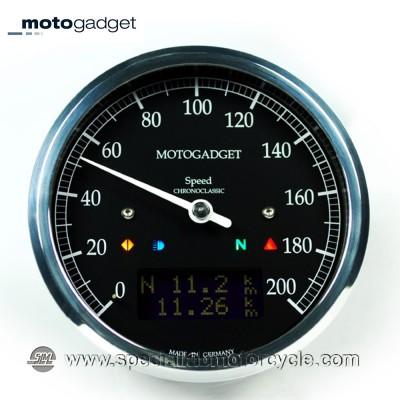 Strumento Multifunzione Elettronico Motogadget Sport Chrono Classic Speedo