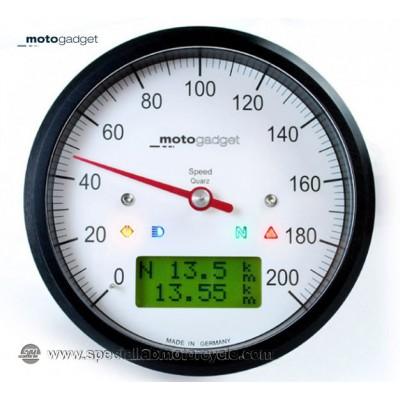 Strumento Multifunzione Elettronico Motogadget Motoscope Classic Speedo