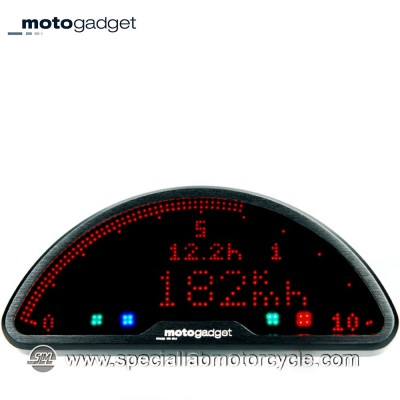 Motogadget Motoscope Dashboard BMW R9T