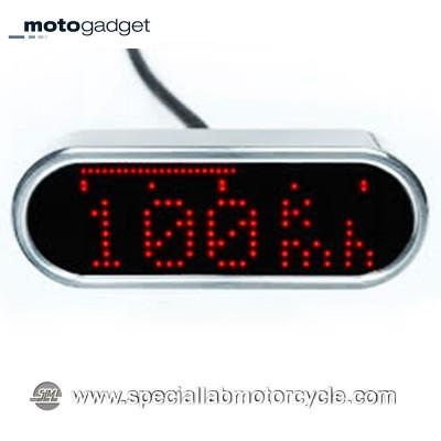 Motogadget Motoscope Mini Chrome