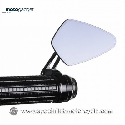 Specchietto Retrovisore Bar End Motogadget M.View Blade