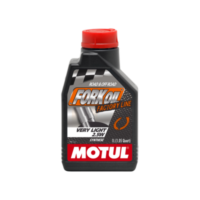 Olio Forcelle Motul Fork Oil Very Light 2,5W