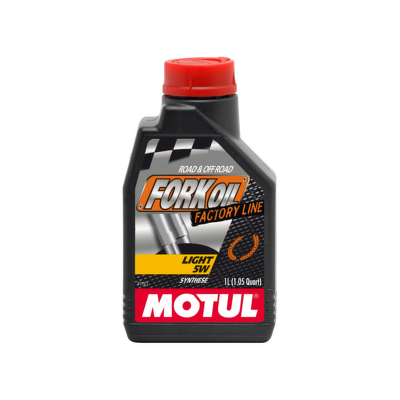 Olio Forcelle Motul Fork Oil Light 5W