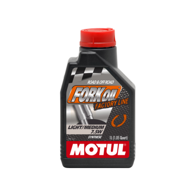 Olio Forcelle Motul Fork Oil Light/Medium 7,5W