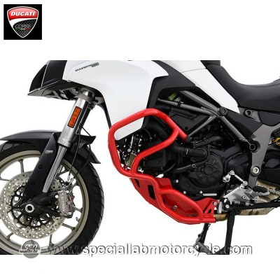 Paramotore Ibex Ducati Multistrada 950 Red