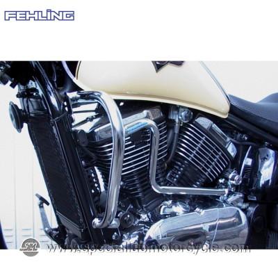 Paramotore Fehling Kawasaki VN 800