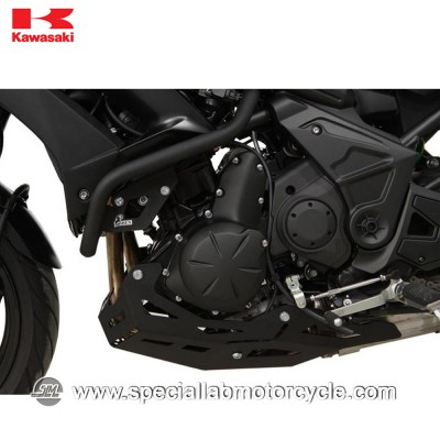 Paramotore Ibex Kawasaki Versys 650 Black