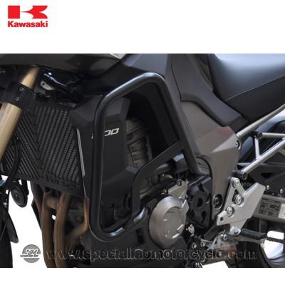 Paramotore Ibex Kawasaki Versys 1000 Black