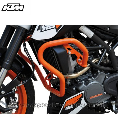 Paramotore Ibex KTM Duke 125/200 Orange