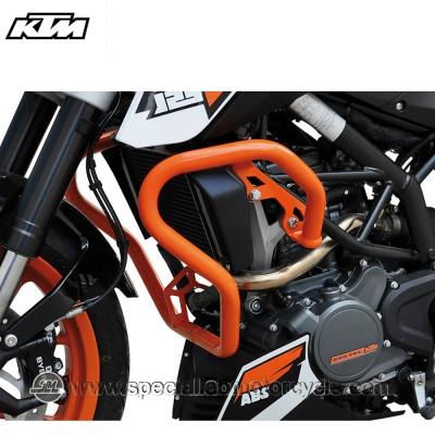 Paramotore Ibex KTM Duke 125/200 Orange