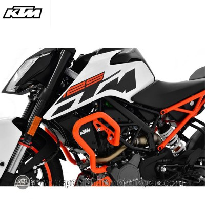 Paramotore Ibex KTM Duke 125/390 Orange