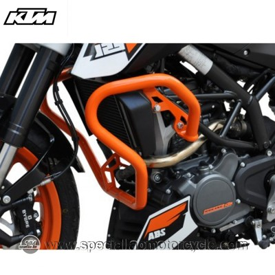 Paramotore Ibex KTM Duke 390 Orange
