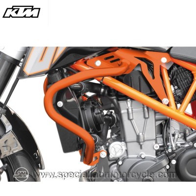 Paramotore Ibex KTM Duke 690 Orange