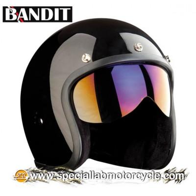 Push-Fit Visor Universal for Most Jet Helmets