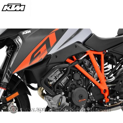 Paramotore Ibex KTM 1290 Super Duke Black