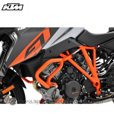 Paramotore Ibex KTM 1290 Super Duke Orange