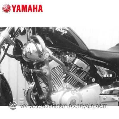 Paramotore Fehling Yamaha XV 125/250