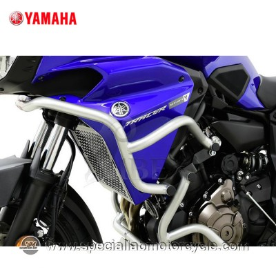 Paramotore Superiore Ibex Yamaha MT 07 Tracer Silver