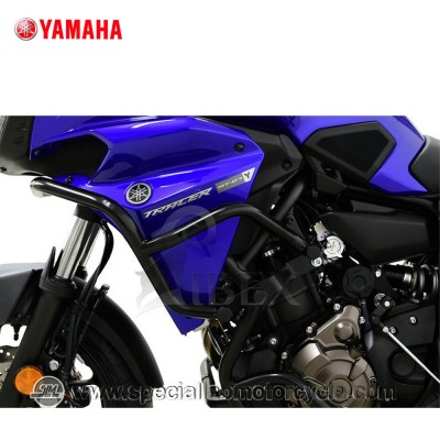 Paramotore Superiore Ibex Yamaha MT 07 Tracer Black