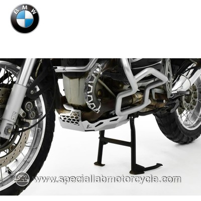 Piastra Paramotore Ibex per BMW R 1150GS Silver