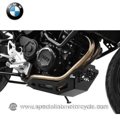Piastra Paramotore Ibex per BMW F 800R Black