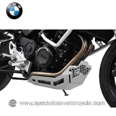 Piastra Paramotore Ibex per BMW F 800R Silver