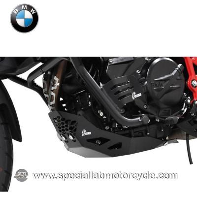 Piastra Paramotore Ibex per BMW 650/700/800 Black