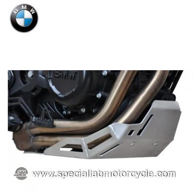 Piastra Paramotore Ibex per BMW F650/700 Silver