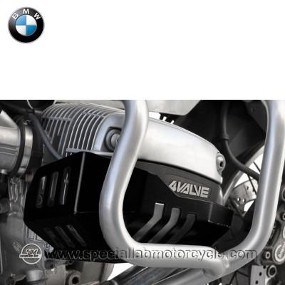 Piastra Paramotore Cilindro Ibex per BMW R 1100 GS Black