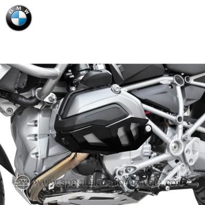 Piastra Paramotore Cilindro Ibex per BMW R 1200 GS Black