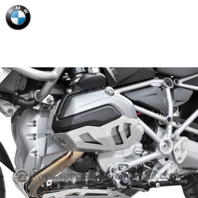 Piastra Paramotore Cilindro Ibex per BMW R 1200 GS Silver