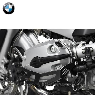 Piastra Paramotore Cilindro Ibex per BMW R-Nine T-14 Black