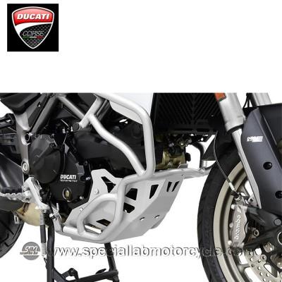 Piastra Paramotore Ibex per Ducati Multistrada 950 Silver