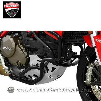 Piastra Paramotore Ibex per Ducati Multistrada 1200 Silver