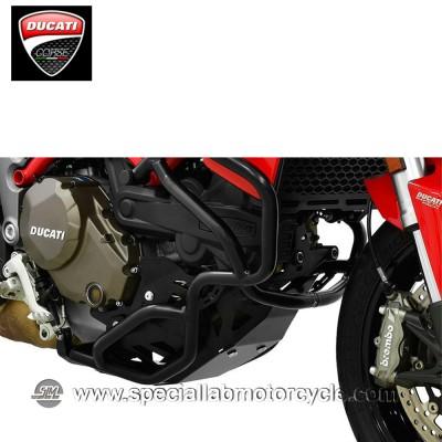 Piastra Paramotore Ibex per Ducati Multistrada 1200 Black