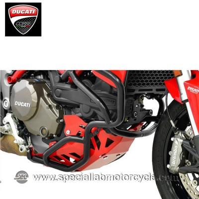 Piastra Paramotore Ibex per Ducati Multistrada 1200 Red