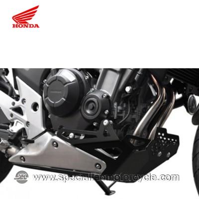 Piastra Paramotore Moto Ibex per Honda CB 500 Black