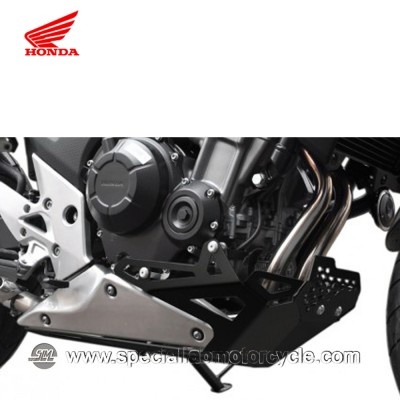 Piastra Paramotore Moto Ibex per Honda CB 500 Silver