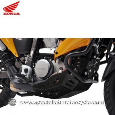 Piastra Paramotore Moto Ibex per Honda Transalp XL 700 Black