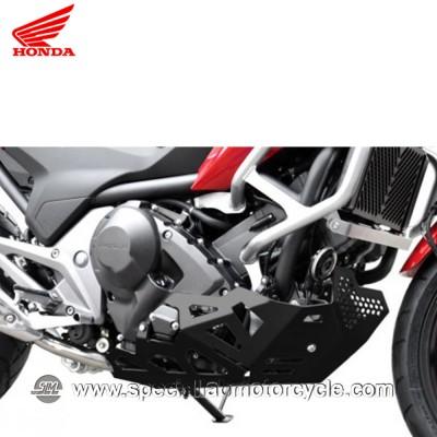 Piastra Paramotore Moto Ibex per Honda NC 700/750 Black