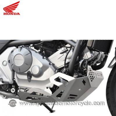 Piastra Paramotore Moto Ibex per Honda VFR 800 Silver