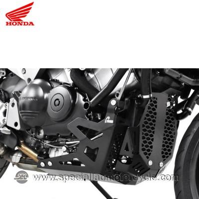 Piastra Paramotore Moto Ibex per Honda VFR 800 Black