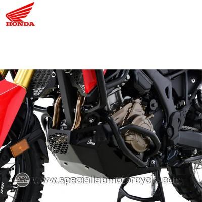 Piastra Paramotore Moto Ibex per Honda CRF 1000 Africa Twin Black