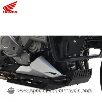 Piastra Paramotore Moto Ibex per Honda VFR 1200X Crosstourer Black
