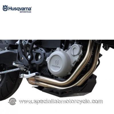 Piastra Paramotore Moto Ibex per Husqvarna Nuda 900/R Black