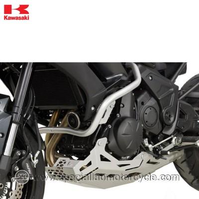 Piastra Paramotore Moto Ibex per Kawasaki Versys 650 Silver