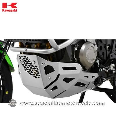 Piastra Paramotore Moto Ibex per Kawasaki Versys 1000 Silver
