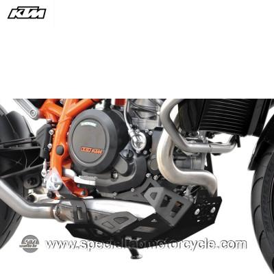 Piastra Paramotore Ibex per KTM Duke 690 Black